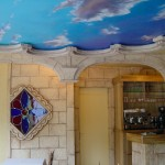 Vic sur Cère | plafond