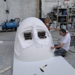 Making-Of Avion Barbie Foresti