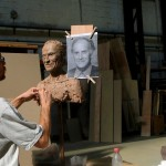 Portrait Yehudi Menuhin 2012